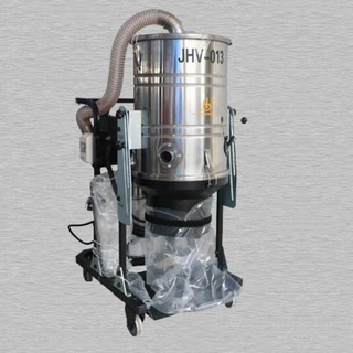 4kW Output Power Vacuum Cleaner