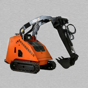 Mini Skid Steer Loader Excavator