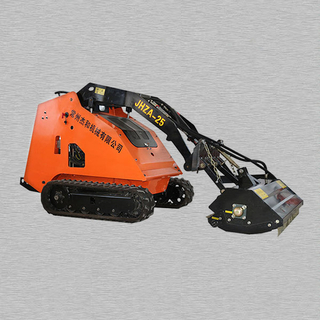 Mini Skid Steer Loader Lawn Mower